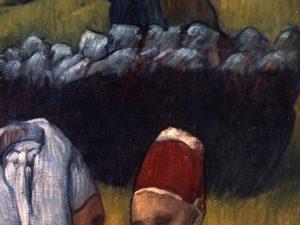 Emile Bernard, bretonnes (musée des beaux-arts de Quimper)