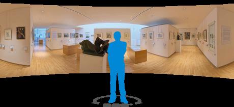 Visite virtuelle du musée des beaux-arts