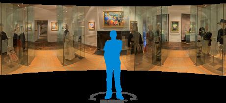 Visite virtuelle du Musée Départemental Breton de Quimper