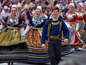 Festival de Cornouaille Quimper