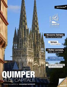 Quimper, ville capitale 2020