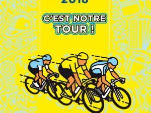 Arrivée du Tour de France à Quimper le mercredi 11 juillet 2018