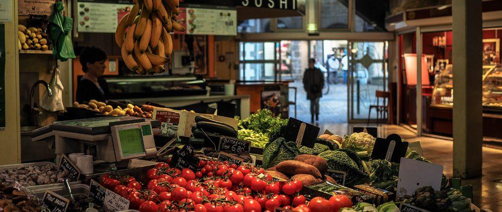 Les marchés de Quimper et de son agglomération