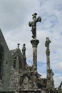 Cloître de l'église Saint Fiacre de Guengat