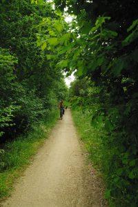 Voie Verte Quimper-Douarnenez à Guengat