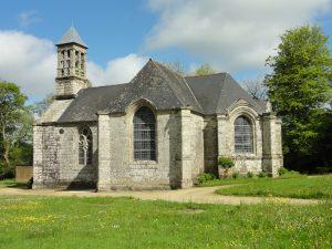 Plonéis chapelle ND Boissière