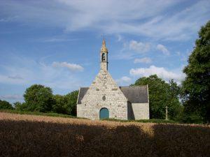 Chapelle Notre Dame des Grâces de Pluguffan