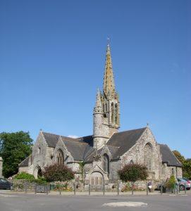 Eglise Saint Cuffan de Pluguffan