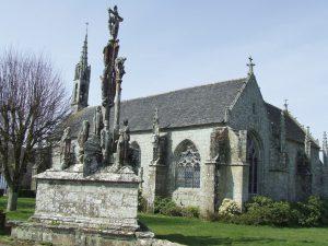 Chapelle Notre Dame de Quilinen de Landrévarzec