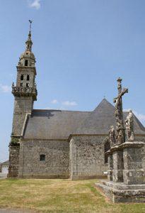 Chapelle Notre Dame du Niver d'Edern