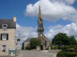 Eglise Saint Gunthiern de Langolen