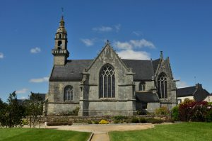 Eglise Notre Dame de Populo de Landudal