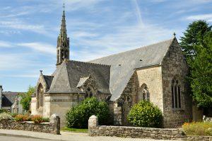Eglise Saint Guénolé de Landrévarzec