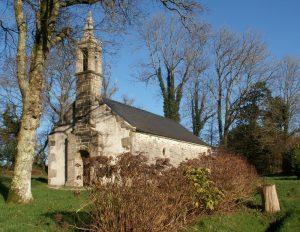 Chapelle Saint Symphorien à Edern