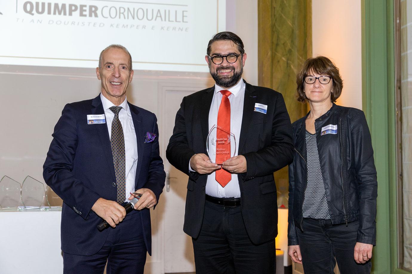 Trophées Bus&Cars 2019- Meilleur Accueil Groupe