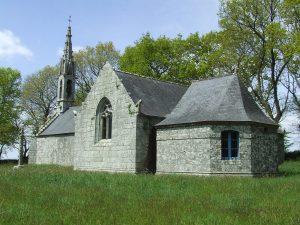Chapelle Saint Jean à Edern