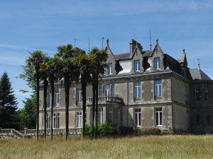 château marc'hallac'h plonéis