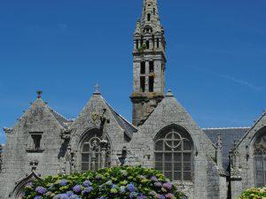 église saint fiacre Guengat