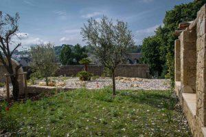 jardin Paix Quimper