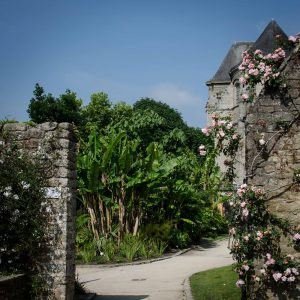 jardin de la Retraite Quimper