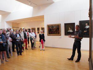 Visite guidée au musée des beaux arts de Quimper