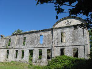 Manoir de Lézergué à Ergué Gabéric, Finistère, Bretagne