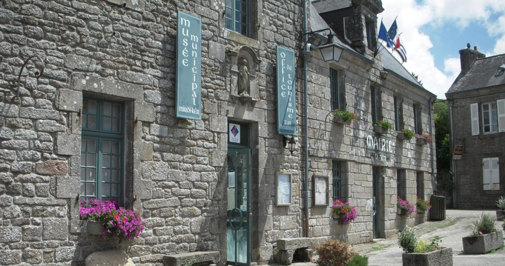 Office de Tourisme de Locronan, Finistère, Bretagne