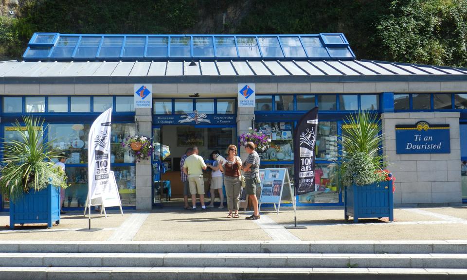 Office de Tourisme de Quimper Cornouaille