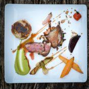 Plat du restaurant Ty Coz de Quimper