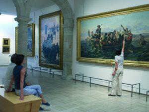 Visite guidée au musée des beaux-arts de Quimper