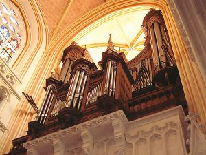 Orgue de la cathédrale Saint Corentin