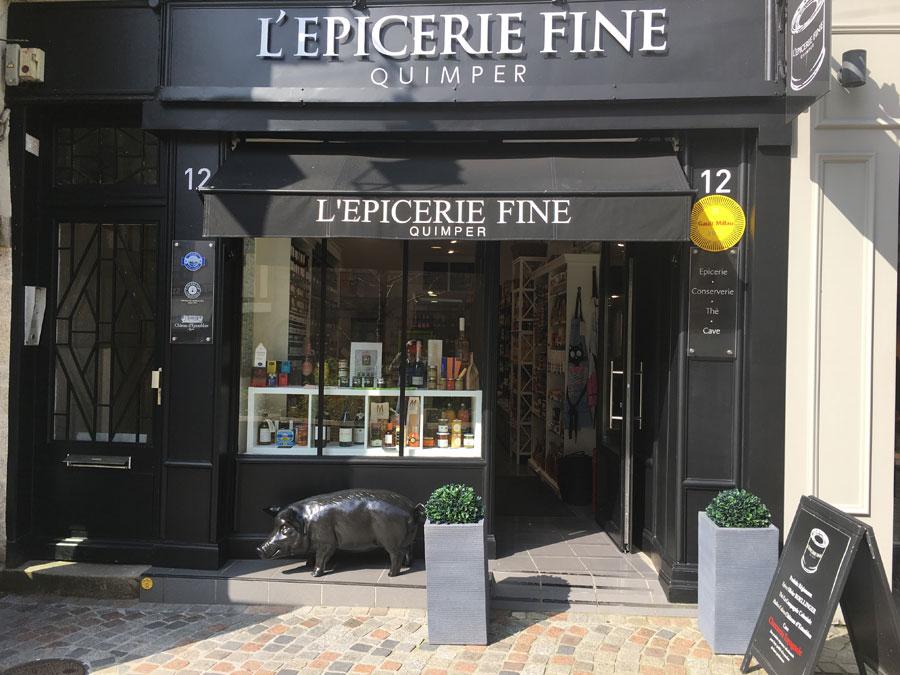 a6d105a9ee7a9 L'Épicerie Fine Quimper - Office de Tourisme de Quimper Cornouaille