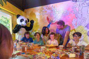Pandaventure Park Bénodet