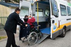 Transport handicap QUB